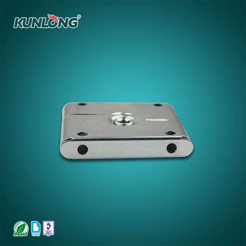 SK1-R5-009 KUNLONG panel de empalme de metal Draw Latch